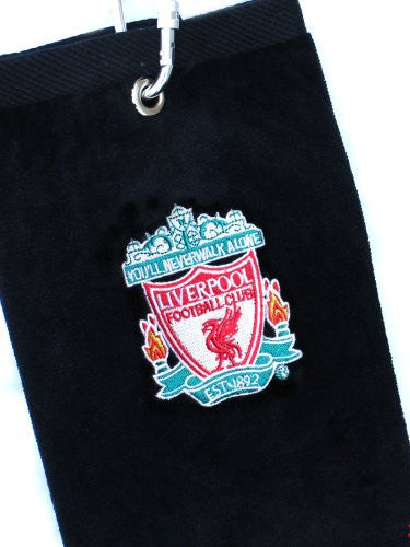 Liverpool Trifold Golf Towel
