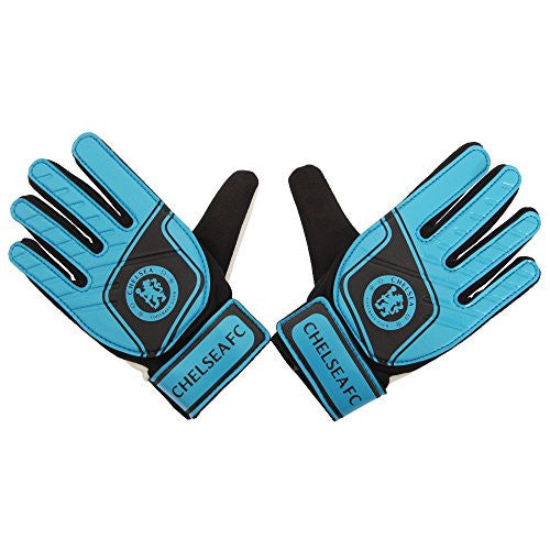 Chelsea FC Kids Goalkeeper Gloves (Youth)