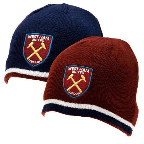 West Ham United FC - Reversible Knit Hat
