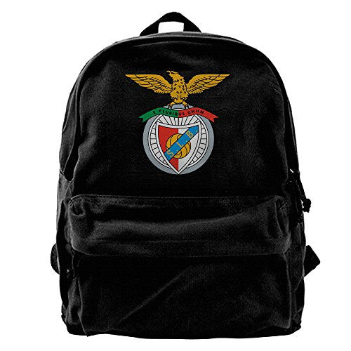 Benfica Unisex Canvas Backpack