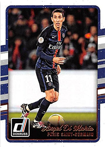 Angel Di Maria Trading Card