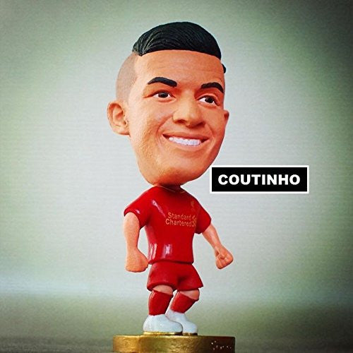 Liverpool Toy Figure  Coutinho # 10