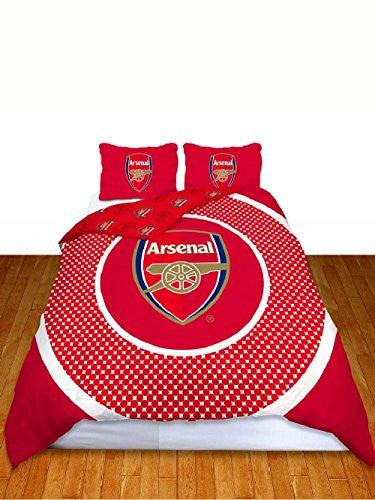 Arsenal FC Quilt Cover Set
