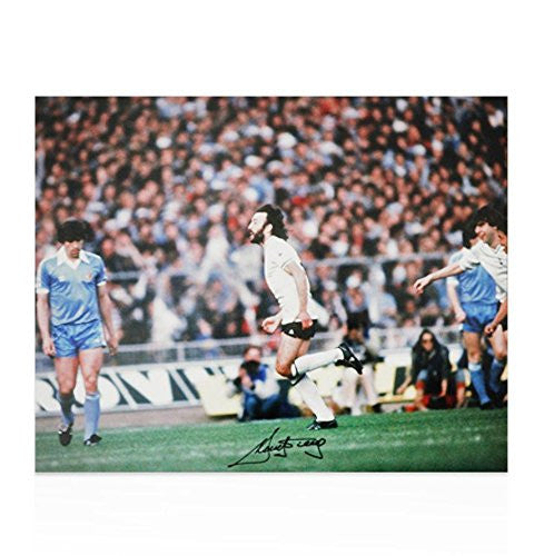 Ricky Villa Signed Photo - Tottenham Hotspur Legend Autograph - Autographed Soccer Photos