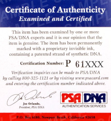 Dunga Signed Photo - Authentic 8x10 - PSA/DNA Certified - Autographed Photos