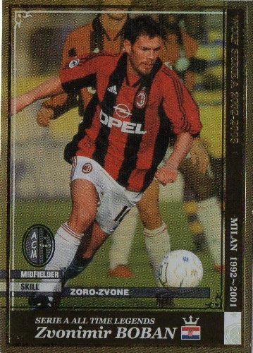 Zvonimir Boban / WCCF 02-03 / Atle /