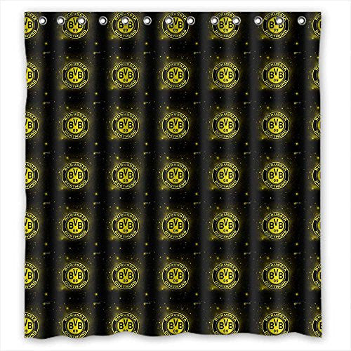 Borussia Dortmund Shower Curtains