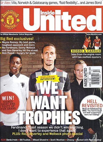Inside United Magazine (December 2012)