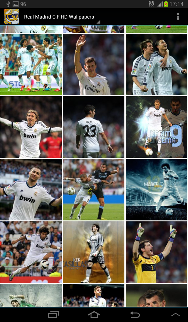 Real Madrid C.F HD Wallpapers