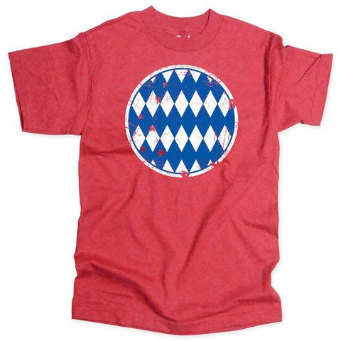 Bayern Munich Old School T-Shirt