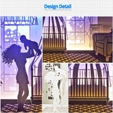 Share to Get 50% OFF ! Best Diy Project and Discount for Stay-at-home - Printed Pattern Template Files of Papercut Light Boxes,934,Newborn2
