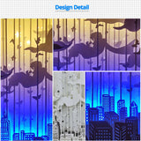 Share to Get 50% OFF ! Best Diy Project and Discount for Stay-at-home - Printed Pattern Template Files of Papercut Light Boxes,951,Sweet dreams