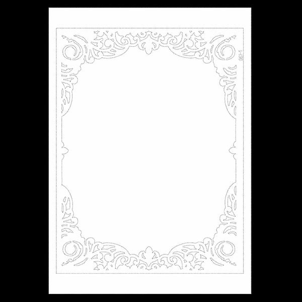 Share to Get 50% OFF ! Best Diy Project and Discount for Stay-at-home - Printed Pattern Template Files of Papercut Light Boxes,967,Cinderella