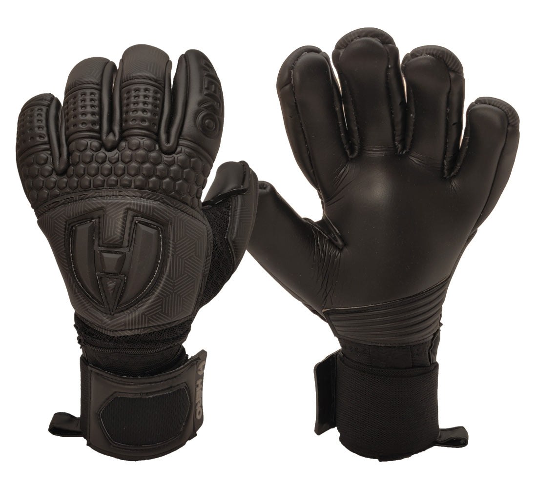 Paragon Goalkeeper Gloves - Blackout - Negative Cut