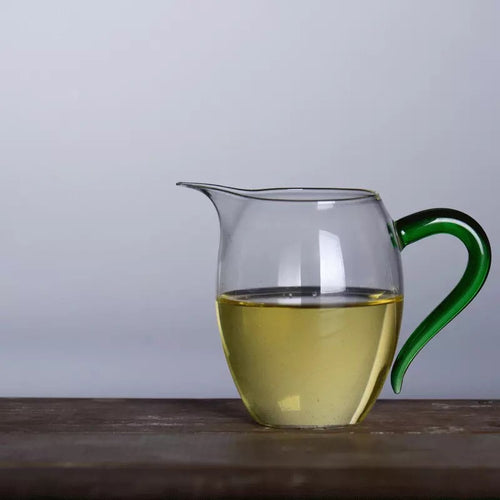 TA-Glass Tea Pitcher (Green)