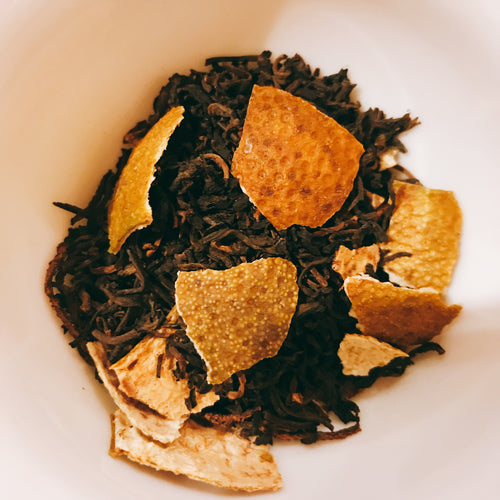 Orange Peel Pu-erh 橙皮普洱