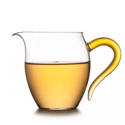 TA-Glass Tea Pitcher (Yellow)