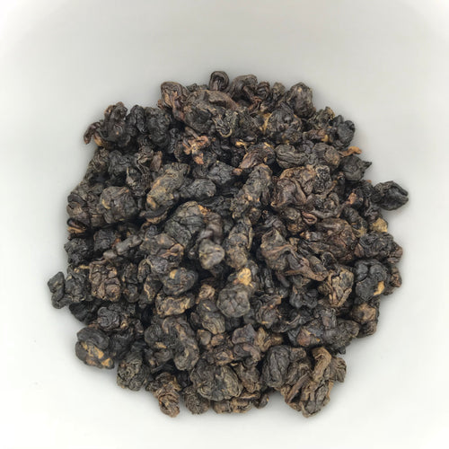 Red Rubbi Brown Oolong / Amber Oolong 紅玉烏龍