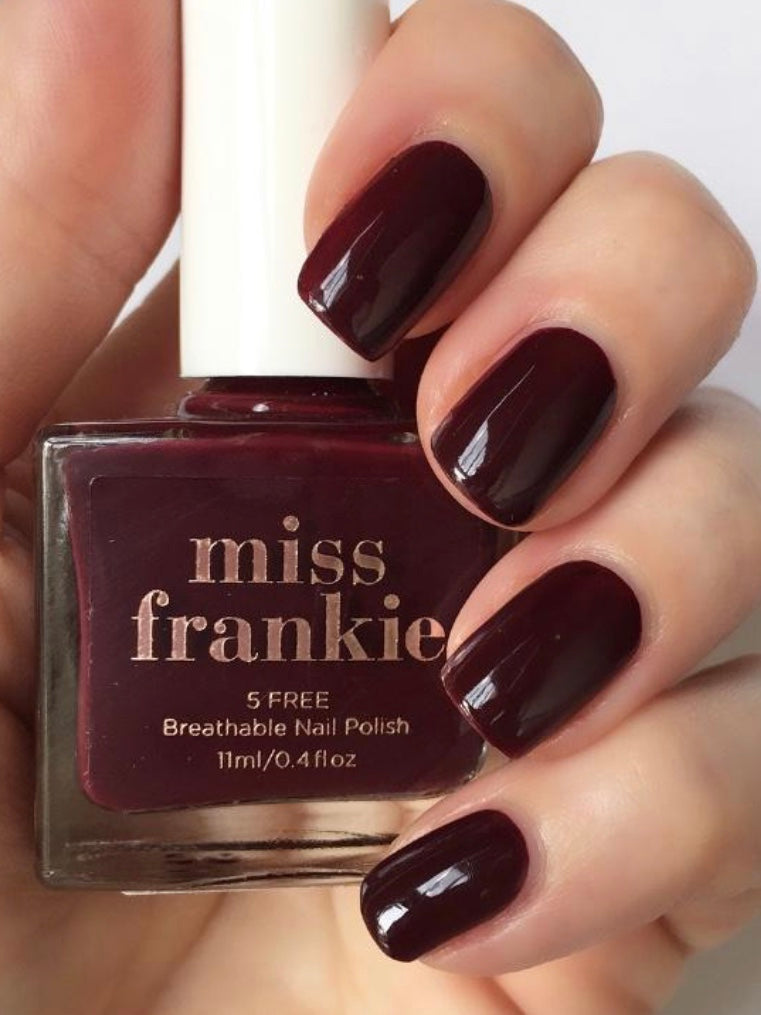 miss frankie : Current Mood Nail Polish