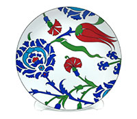 iznik porcelain tableware