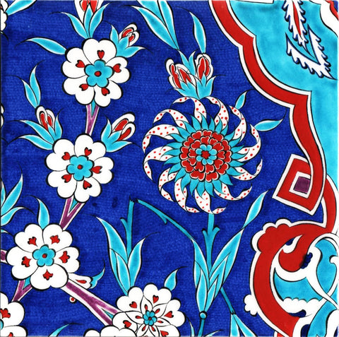 iznik tiles construction