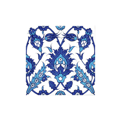Iznik Tile Tulip Design British Museum