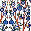 iznik wall tiles
