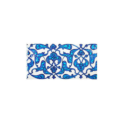 Iznik Border Tile Victoria and Albert Museum