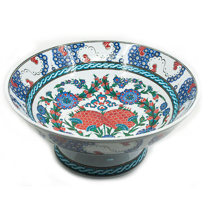 Iznik Collection Bowl | Pomegranate