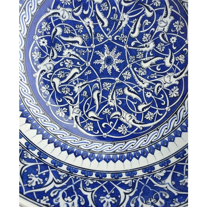 Bowl - Iznik Bowl | Floral Design