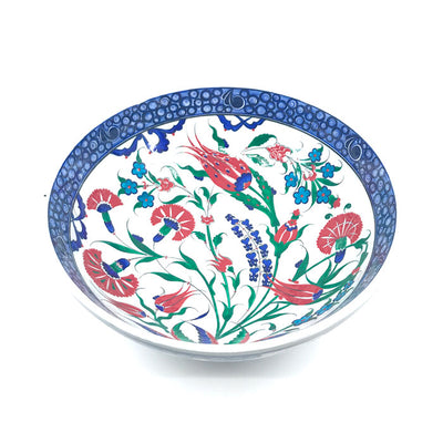 hand made Iznik Bowl Floral