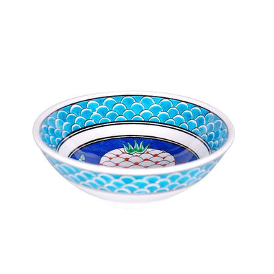 Iznik Pomegranate Design Soup Bowl