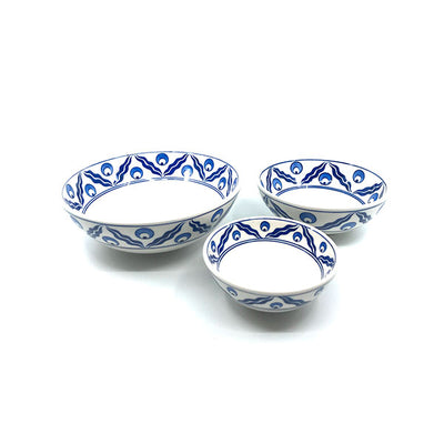 iznik ceramic tableware bowls