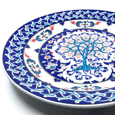 iznik tree of life design