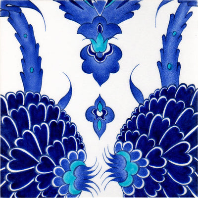 iznik backsplash panel