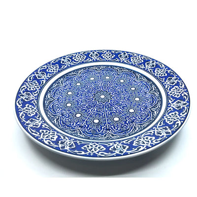 iznik tile plate collection