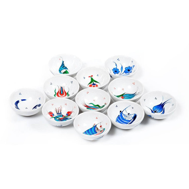Gift - Iznik Bowls | Various Patterns