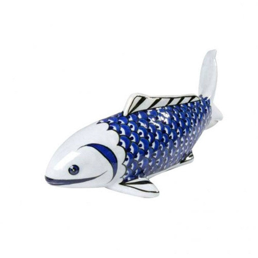 Gift - Iznik Ceramic Fish | Cobalt Blue