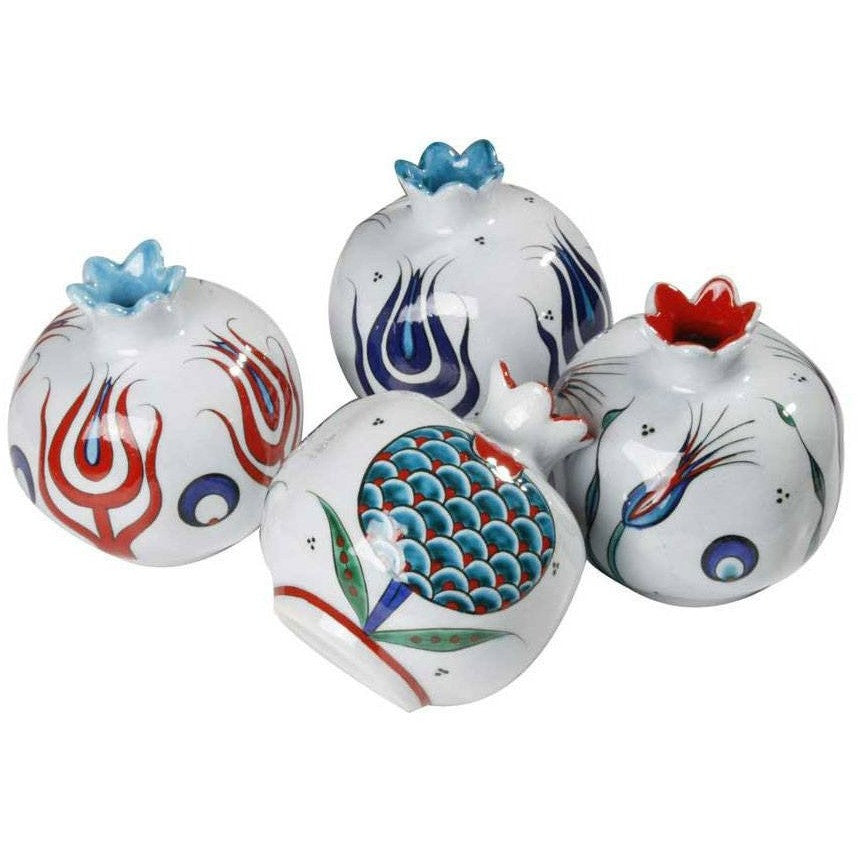 Gift - Iznik Ceramic Pomegranate | Floral Designs