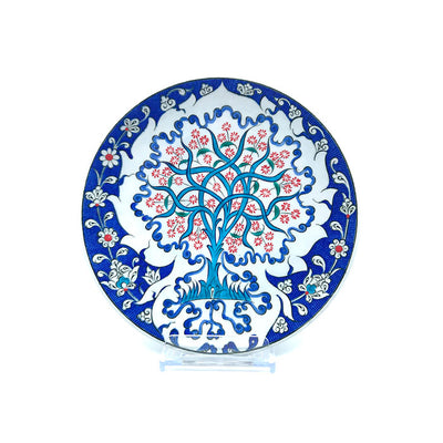 Iznik Plate Tree of Life