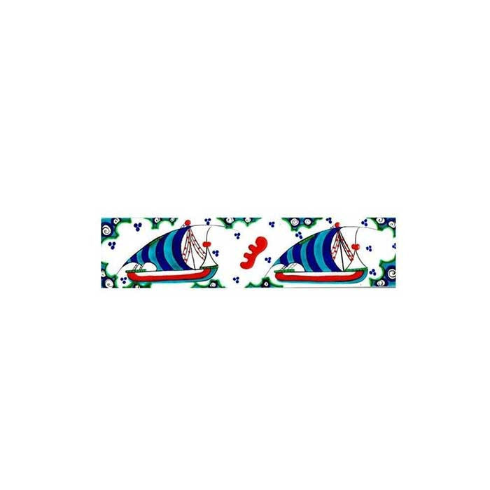 iznik bordure tiles