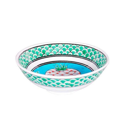 Iznik Pomegranate Pattern Soup Bowl