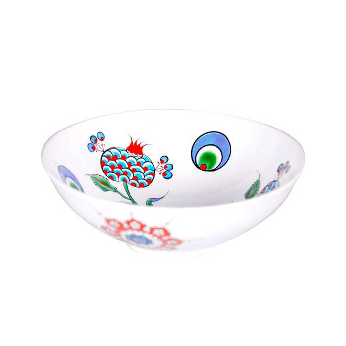 iznik pomegranate pattern bowl