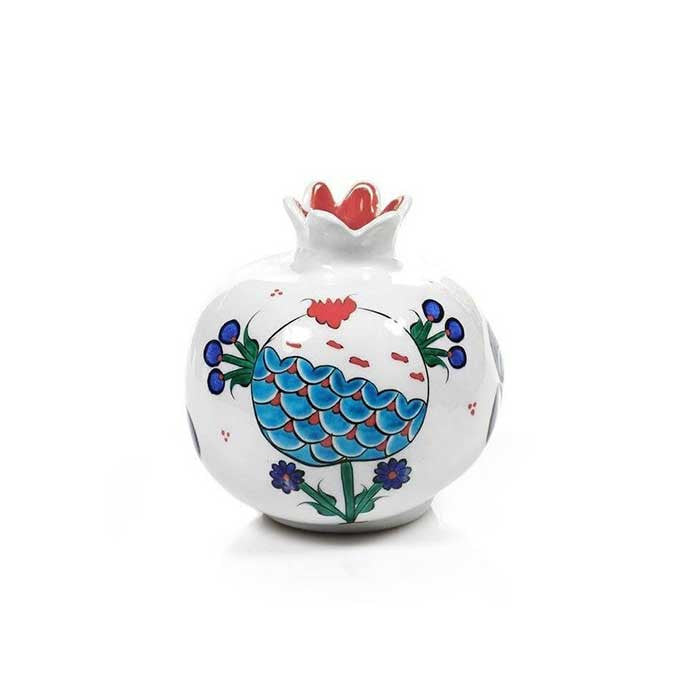Turkish Ceramic Pomegranate
