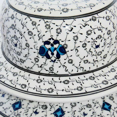 iznik ceramic jar