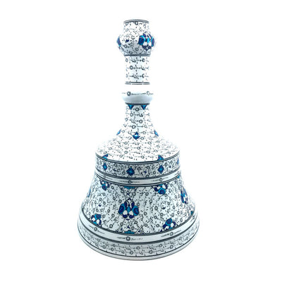 iznik tile candle