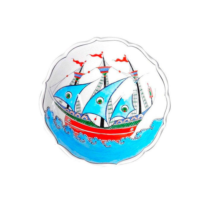 Iznik Bowl Ship Design