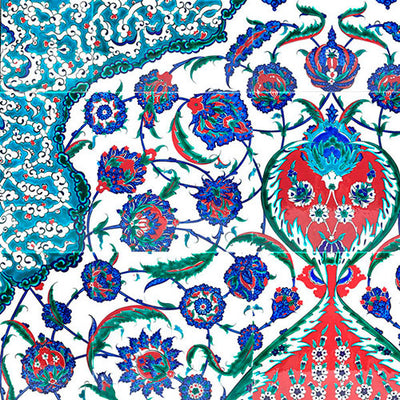 Iznik Tile Panel | Sultan II. Selim Tomb