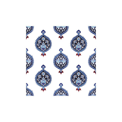 Iznik Tile  Carnation Design