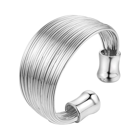 filaments adjustable Wholesale 925 jewelry silver plated ring , jewelry Ring for Women, /RXCMWVGC NNIWMVQO